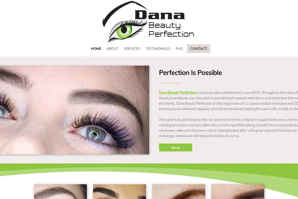 dana perfection limerick ireland