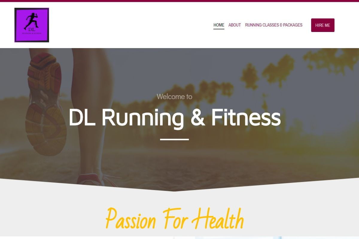 dl runing and fitness